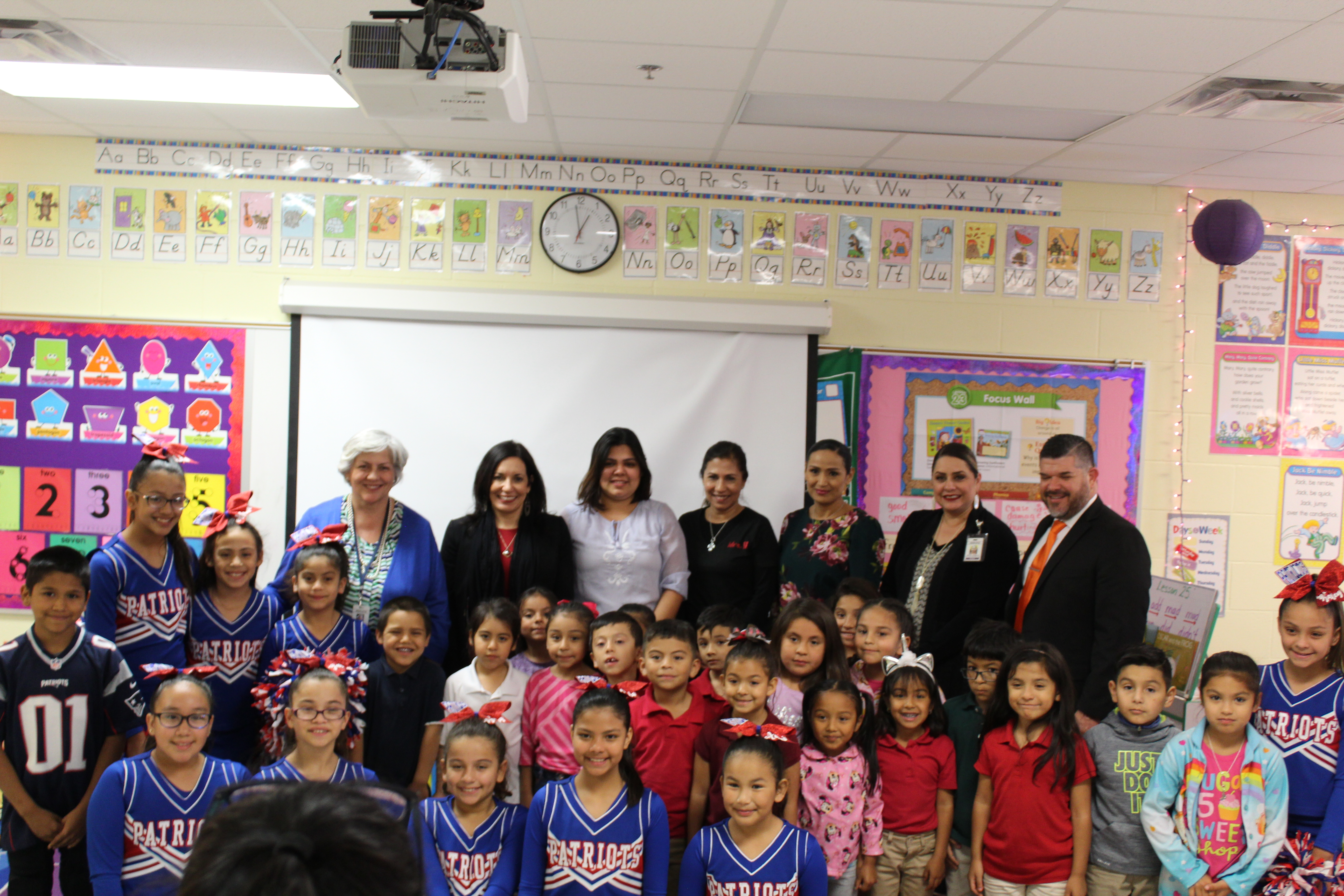 Perla Lopez - Teacher of the Year